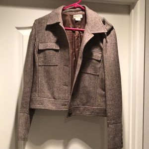 Michael Kora - Brown Tweed Jacket
